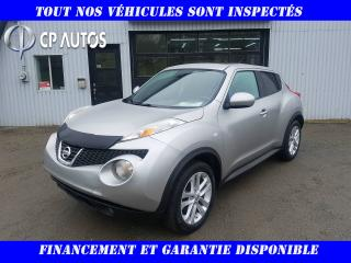 Used 2011 Nissan Juke CVT familiale 5 portes, traction intégra for sale in Vallee-jonction, QC
