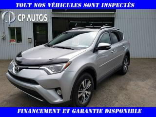 Used 2016 Toyota RAV4 Traction intégrale 4 portes XLE for sale in Vallee-jonction, QC