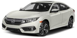 New 2018 Honda Civic Sedan EX-T CVT for sale in Scarborough, ON