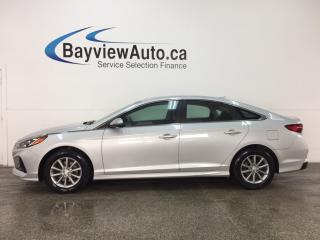 Used 2018 Hyundai Sonata GL - ALLOYS! HEATED SEATS! A/C! REVERSE CAM! BSD! for sale in Belleville, ON
