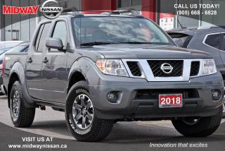 Used 2018 Nissan Frontier Pro-4X for sale in Whitby, ON