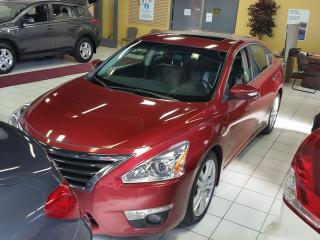 Used 2013 Nissan Altima 3.5 SL for sale in Etobicoke, ON