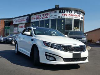 Used 2015 Kia Optima EX LUXURY for sale in Etobicoke, ON