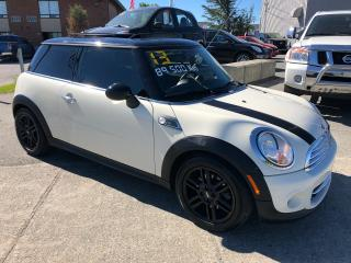 Used 2013 MINI Cooper T.ouvrant Pano for sale in Val-d'or, QC