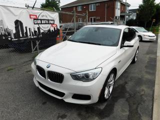Used 2014 BMW 535 5 Series Gran for sale in Lemoyne, QC
