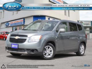 Used 2012 Chevrolet Orlando 1LT for sale in Brantford, ON
