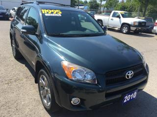 Used 2010 Toyota RAV4 Sport, 4WD for sale in St Catharines, ON