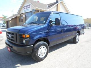 Used 2010 Ford E350 DIESEL Extended Cargo Loaded Certified 176,000KMs for sale in Etobicoke, ON
