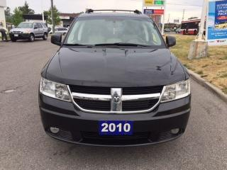 Used 2010 Dodge Journey R/T, 7 Pass, DVD,AWD,Leather for sale in Scarborough, ON