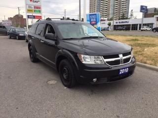 Used 2010 Dodge Journey R/T, 7 Pass for sale in Toronto, ON