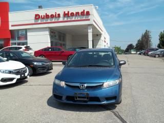 Used 2010 Honda Civic DX-G for sale in Woodstock, ON