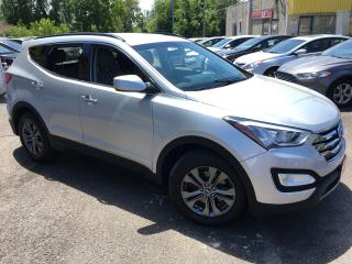 Used 2013 Hyundai Santa Fe Premium/ 2.4L/ AWD/ BLUETOOTH/ ALLOYS for sale in Scarborough, ON