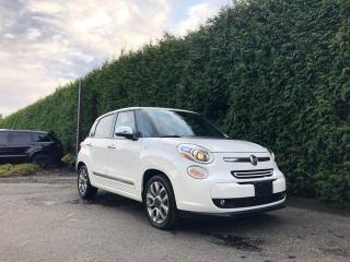 Used 2015 Fiat 500 L Lounge 4dr FWD Hatchback for sale in Surrey, BC