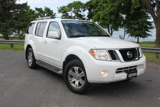 Used 2012 Nissan Pathfinder S-4WD|HEATED SEATS|BACKUP CAM|BLUETOOTH|SUNROOF| for sale in Oshawa, ON