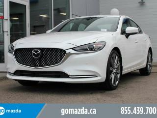 New 2018 Mazda MAZDA6 SIGNATURE for sale in Edmonton, AB