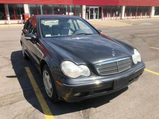 Used 2002 Mercedes-Benz C240 Classic for sale in North York, ON