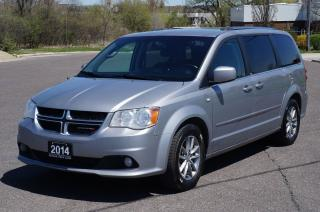 Used 2014 Dodge Grand Caravan 30th Anniversary Stow 'N Go ~ Leather for sale in North York, ON
