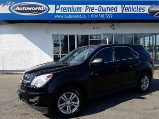Used 2013 Chevrolet Equinox LS for sale in Langley, BC