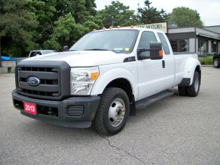 Used 2013 Ford F-350 XL for sale in Stratford, ON