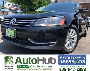 Used 2012 Volkswagen Passat 2.5L Auto Trendline for sale in Hamilton, ON