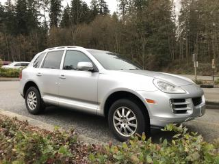 Used 2009 Porsche Cayenne AWD for sale in Vancouver, BC