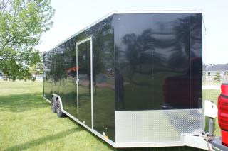 Used 2017 Cargo Express Enclosed Trailer for sale in Jarvis, ON