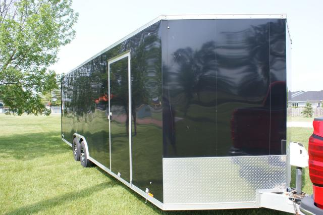 2017 Cargo Express Enclosed Trailer