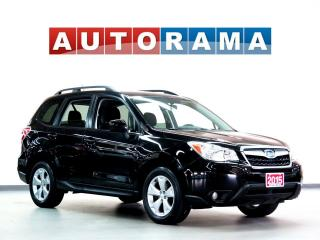 Used 2015 Subaru Forester CONVENIENCE PKG AWD BACKUP CAMERA ALLOY WHEELS for sale in North York, ON