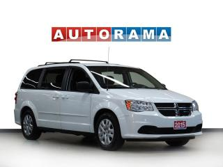 Used 2015 Dodge Grand Caravan SXT 7 PASSENGER STOW & GO for sale in North York, ON
