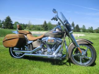 Used 2012 Harley-Davidson Softail FLSTSE3 CVO SOFTAIL CONVERTABLE for sale in Blenheim, ON