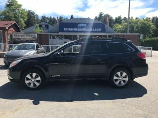 Used 2011 Subaru Outback 2.5i Sport w/Limited Pkg * LOCAL TRADE* Bluetooth for sale in Flesherton, ON