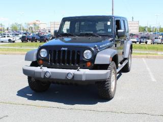 Used 2010 Jeep Wrangler Rubicon! for sale in Halifax, NS