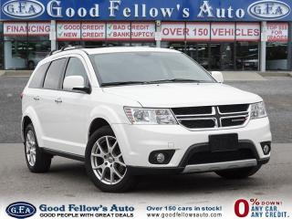 Used 2015 Dodge Journey R/T MODEL, AWD, 7 PASSENGER, LEATHER SEATS for sale in North York, ON