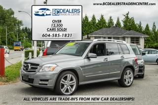 Used 2011 Mercedes-Benz GLK350 SUV, Premium & Technology Pack, Navi, Pano Roof! for sale in Surrey, BC