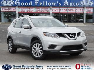 Used 2014 Nissan Rogue S MODEL, AWD, REARVIEW CAMERA, 2.5 LITER for sale in North York, ON