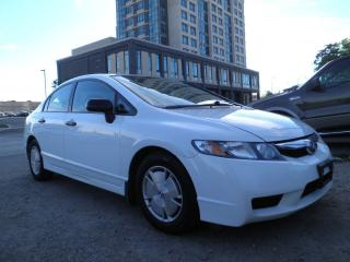 Used 2011 Honda Civic DX-G for sale in Brampton, ON