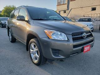 Used 2011 Toyota RAV4 for sale in Scarborough, ON