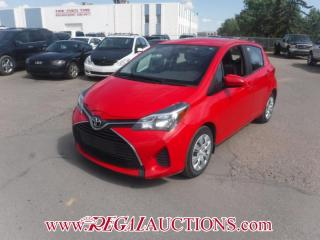 Used 2015 Toyota YARIS LE 5D HATCHBACK AT 1.5L for sale in Calgary, AB