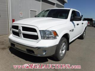 Used 2016 RAM 1500 OUTDOORSMAN CREW CAB LWB 5.7L for sale in Calgary, AB