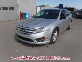 Used 2012 Ford FUSION SE 4D SEDAN FWD 2.5L for sale in Calgary, AB