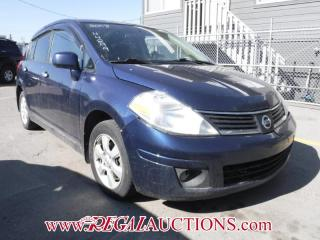 Used 2008 Nissan VERSA SL 4D HATCHBACK for sale in Calgary, AB