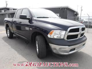 Used 2014 RAM 1500 SXT QUAD CAB 4WD for sale in Calgary, AB