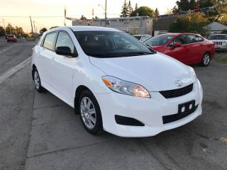 Used 2014 Toyota Matrix BASE for sale in Scarborough, ON