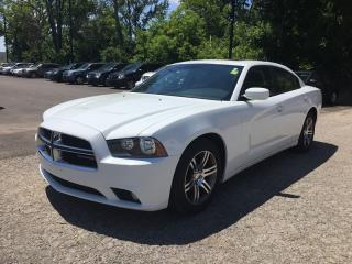 Used 2012 Dodge CHARGER SXT * SUNROOF * BLUETOOTH * SATELLITE RADIO SYSTEM for sale in London, ON