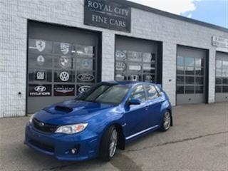 Used 2013 Subaru WRX STI Navi Leather Suede NAVI, Moon Roof for sale in Guelph, ON