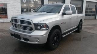 Used 2014 RAM DIESEL SLT BIG HORN for sale in Guelph, ON