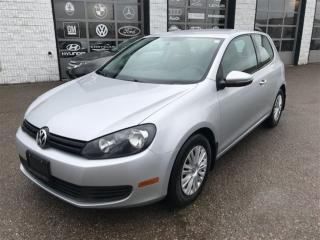 Used 2013 Volkswagen Golf heated seats, keyless 2 doors for sale in Guelph, ON