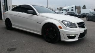 Used 2013 Mercedes-Benz C-Class C 63 AMG for sale in Guelph, ON