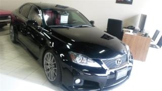 Used 2012 Lexus ISF No accidents, Flawless condition for sale in Guelph, ON
