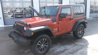 Used 2009 Jeep Wrangler X for sale in Guelph, ON